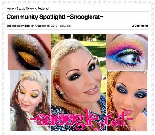 The Makeup Snob Interview