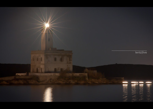 lighthouse @Olbia