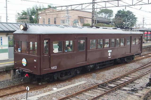 上毛電鉄デハ101型