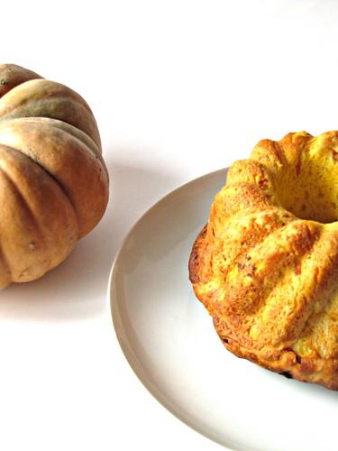 Kugelhopf con Zucca e Pancetta
