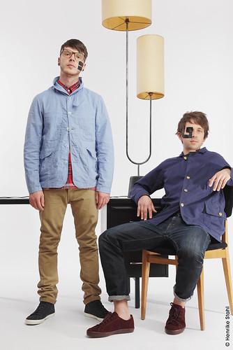 Sebastian Beesley & Patrick Little - Oi Polloi - Manchester