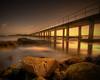 Craighouse Pier (BoboftheGlen) Tags: morning water sunrise dawn bay scotland pier britain argyll united small great kingdom jura isle isles craighouse the4elements coastuk
