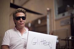 13/30 (Brendan_Timmons) Tags: street city portrait sunglasses glitter hair sweet melbourne pout wavy poppedcollar duckface canon50mmf14 whatmakesyouhappy canon5dmkii