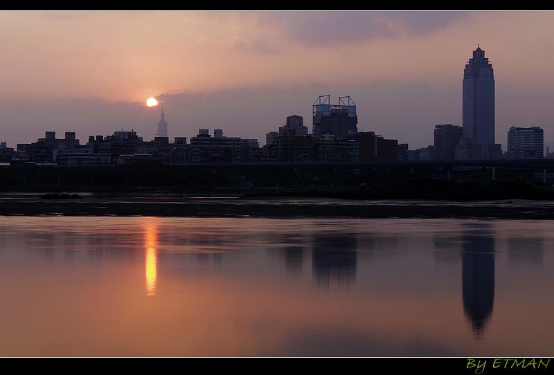 繼續待日之伍 歐嗨唷~三重河濱