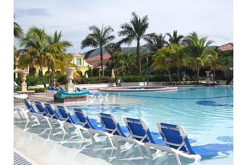 pool at Sandals Whitehouse Spa Resort