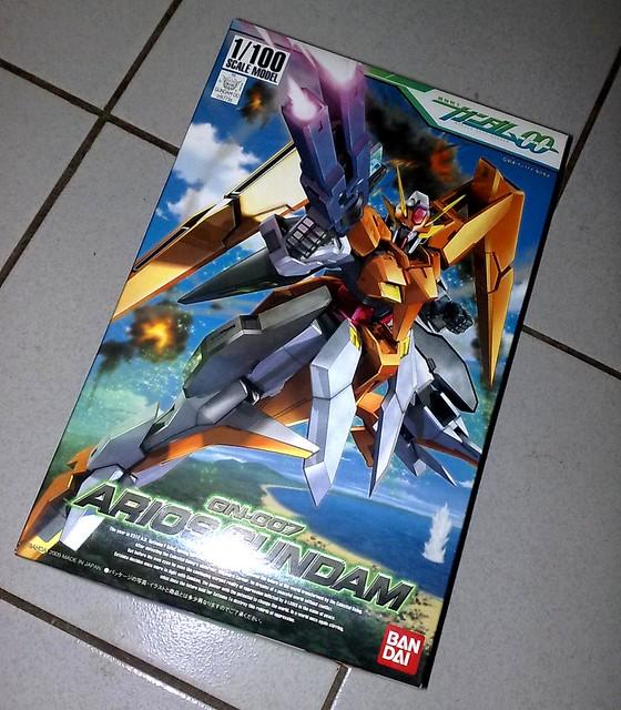 1/100 GN-007 Gundam Arios
