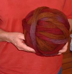 VC Sue's wool