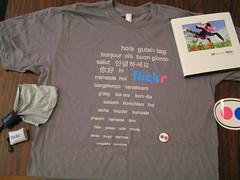 Flickr souvenirs