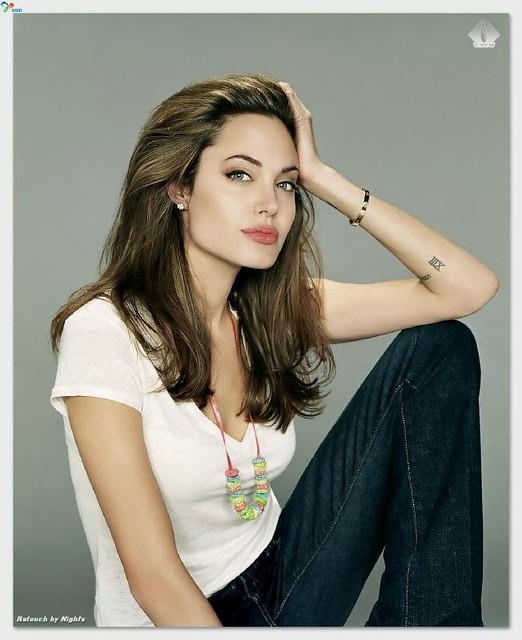Angelina Jolie (15) by Dexter_Greycells