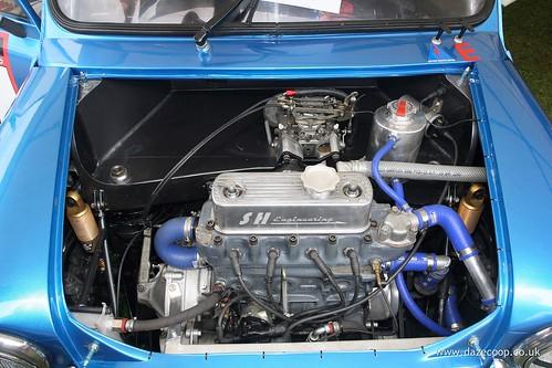 clean engine bays pics north american motoring