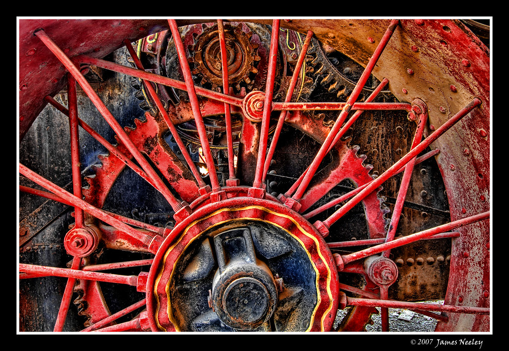 Tractor Gears Turning : The world s best photos of gears and jamesneeley flickr