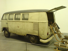 beuys.jpg (smallritual) Tags: bus art vw tatemodern split scultpure transporter campervan josephbeuys type2
