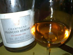 champagne hemart rosè