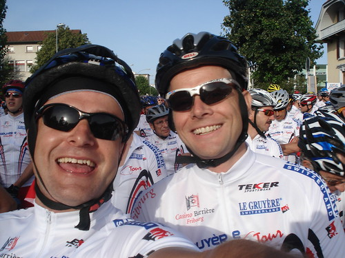 Gruyere Cycling tour