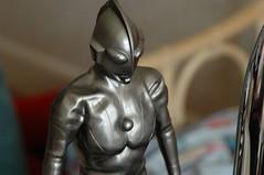 Ultraman detail