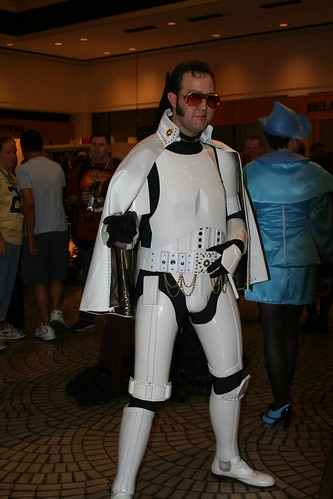 Storm Trooper Elvis!