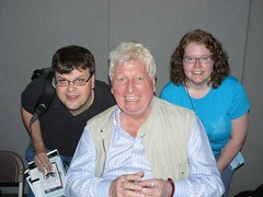 We meet Tom Baker