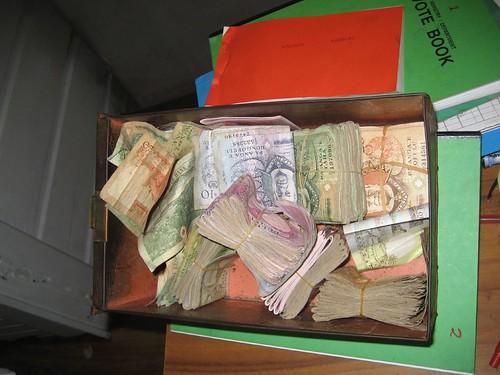 Tongan money