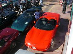 Vice President Run 2007 086 (redvette) Tags: corvette rivervalleyvettes redvette tomhiltz