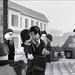 Copia d'arte lego - Hommage Robert  Doisneau by udronotto