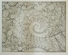 Fractal etching (2-plate proof)