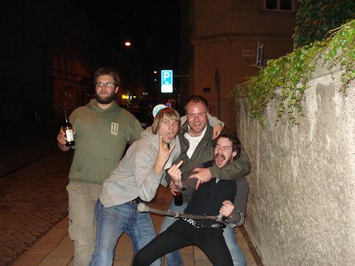 Partycrew Olomouc