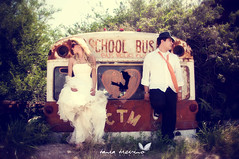 bus (Reina de las Hadas) Tags: love 1025fav nikon boda weddings novios d300