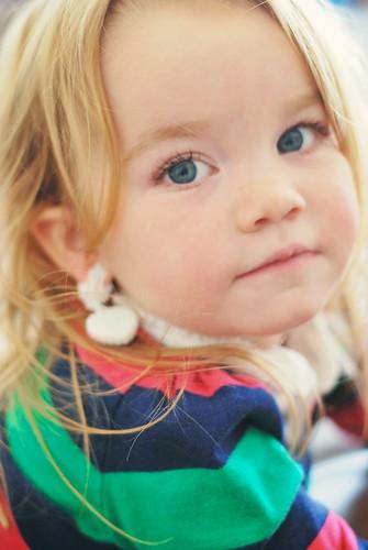 princess earring