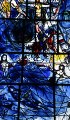 Holy Work Of Art (Adam Swaine) Tags: county uk blue windows red england church window beautiful yellow canon countryside kent britain east stainglass 2010 counties marcchagall thisphotorocks adamswaine wwwadamswainecouk tudleyvillage