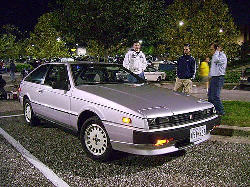 1985 Isuzu Piazza Turbo XS Automatic related infomation