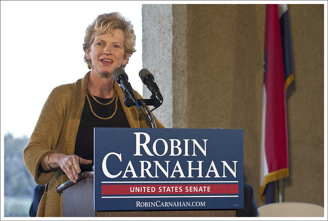 Robin Carnahan For Senate