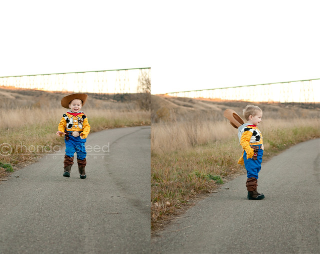 Eli as Woody