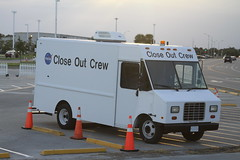 Close Out Crew Truck
