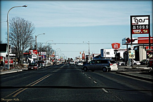Sturgeon Falls (ON) Canada  City new picture : Sturgeon Falls Ontario by Marty 1955 ...