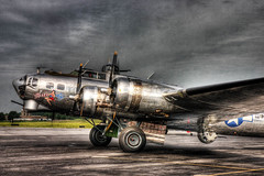 Yankee Lady (dfworks) Tags: airplane aircraft pa ww2 1750 tamron hdr berkscounty 3xp photomatix anawesomeshot superhearts