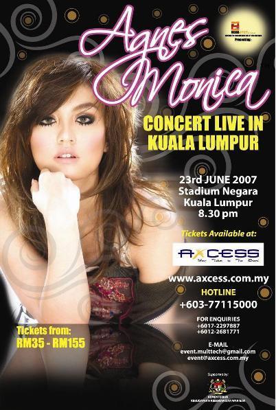 Agnes Monica Konsert