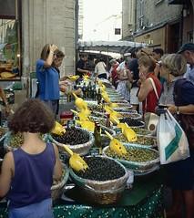 Market (Peter Curbishley) Tags: france market olive olives var marche marketstall carpentras olivemarket