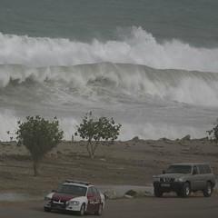 Guno Hurrican hitting Oman (Icarus Kuwait) Tags: middleeast oman hurrican guno