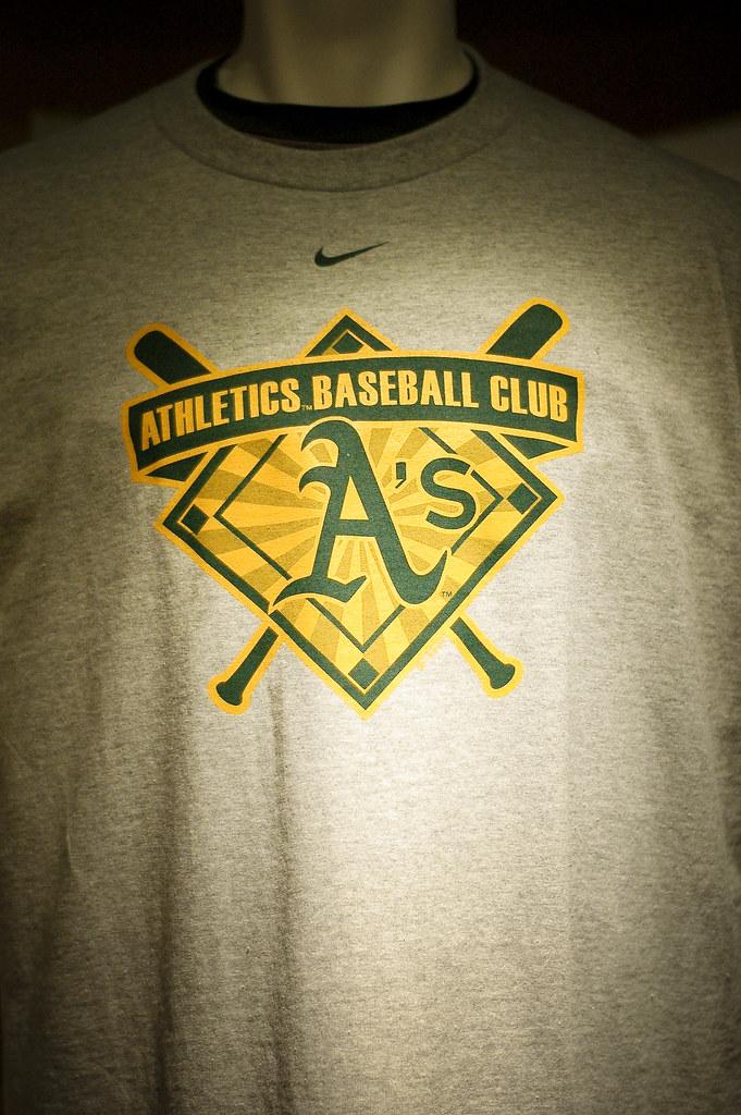 T-Shirt @ Nike Town