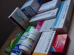 medicamentos, antimosquitos y otros