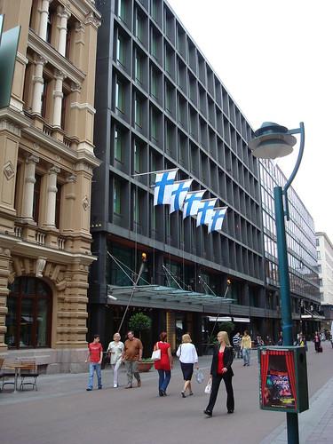 Calles de Finlandia