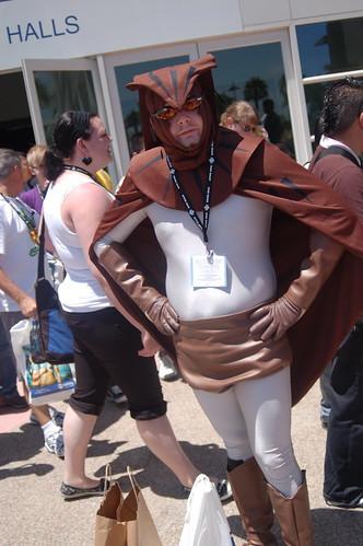 Comic Con 2007: Nite Owl