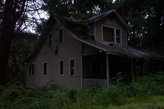 Smoky Shell (road_less_trvled) Tags: abandoned pennsylvania eerie creepy spooky pa ruraldecay berkscounty