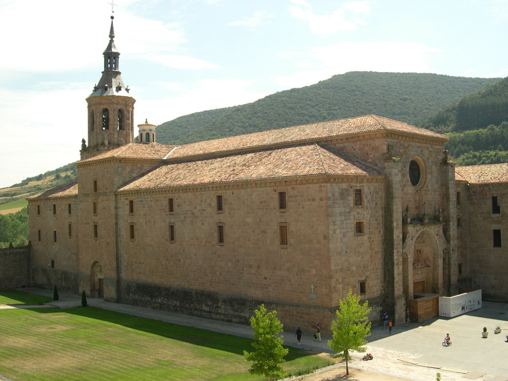 Photo de Rioja n°8. Monastère de Yuso