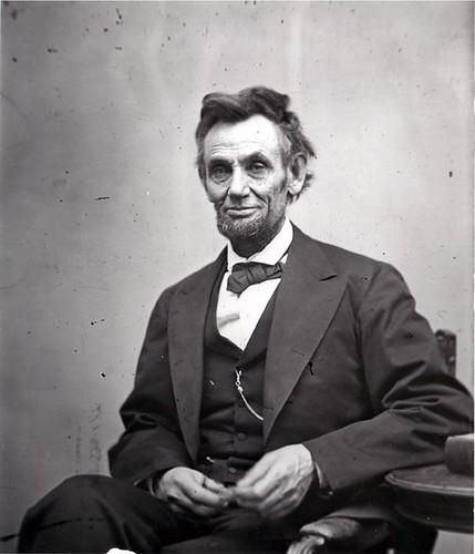 Abrham Lincoln thinking