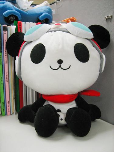 日本吊的pandaz