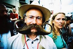 super styled that tash (lomokev) Tags: portrait man male hat hair beard glasses crazy lomo lca xpro lomography crossprocessed xprocess funny brighton lomolca moustache mustache agfa jessops100asaslidefilm agfaprecisa pringles lomograph agfaprecisa100 cruzando precisa jessopsslidefilm wbmc worldbeardandmustachechampionships wbmc2007 worldbeardandmustachechampionships2007 juliuspringles file:name=070904lomolcaplus14 posted:to=tumblr