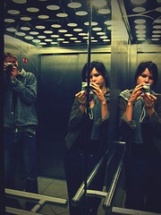 on their own (ilyenez) Tags: me self lift elevator balzs aplusphoto blaisedeux ilyenez wwwflickrcomblaisedeux hungarianmirror