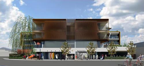 Hotel Ray Venice (proposed design)
