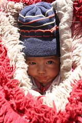 The treasure of the village (Ingiro) Tags: boy baby cute kids children kid village child treasure tibet explore ingiro interestingness87 i500